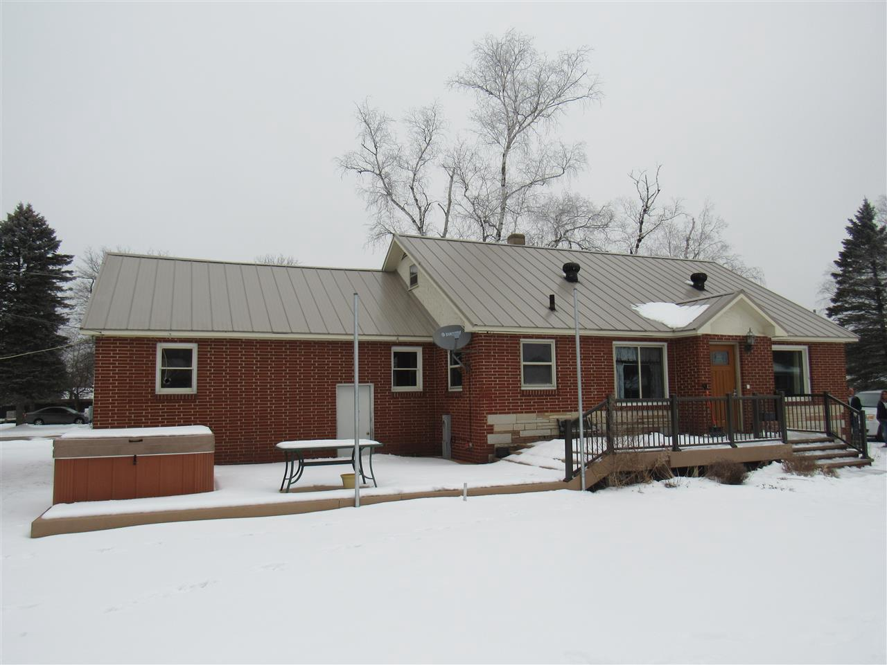 View Single-Family Home For Sale at 1341 WILSON STREET, Niagara, WI