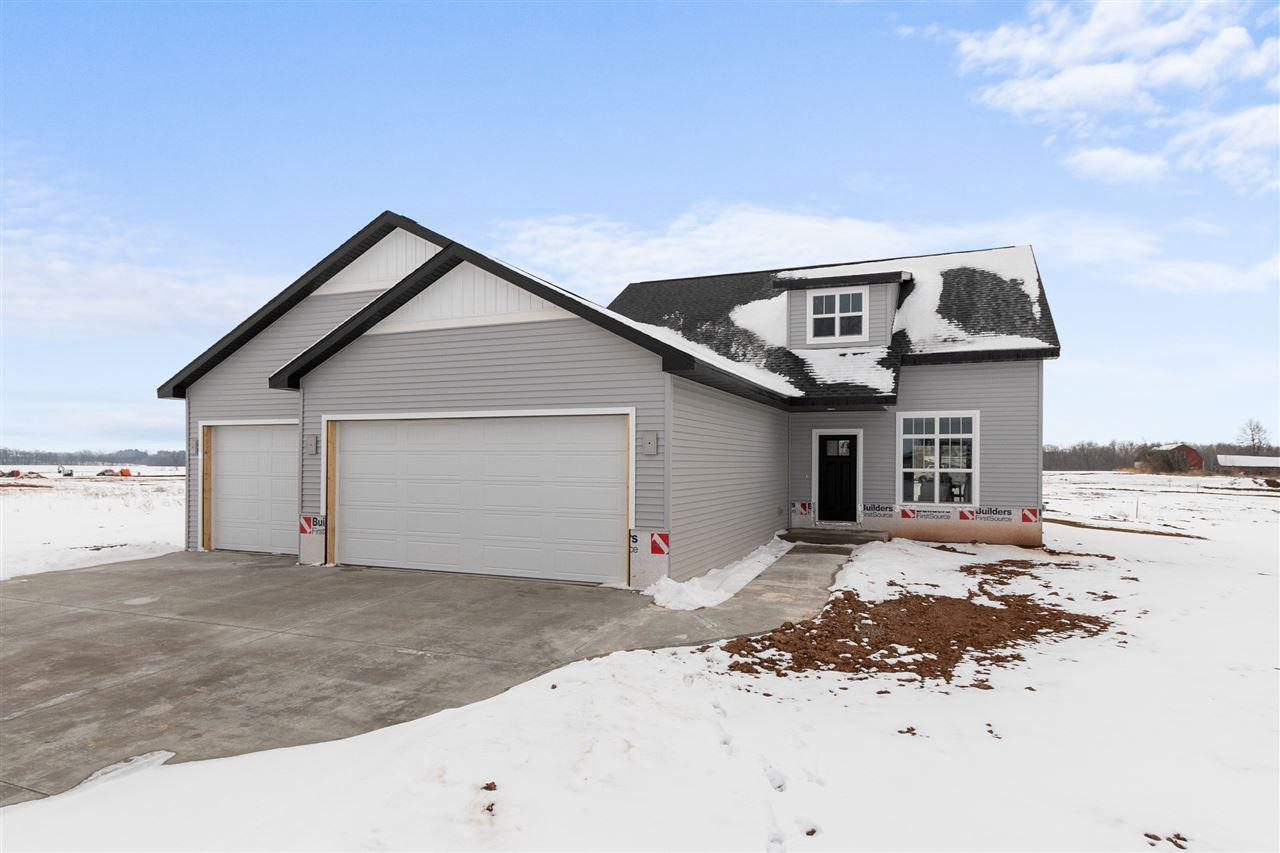 View Single-Family Home For Sale at 1851 RED FOX LANE, Kaukauna, WI
