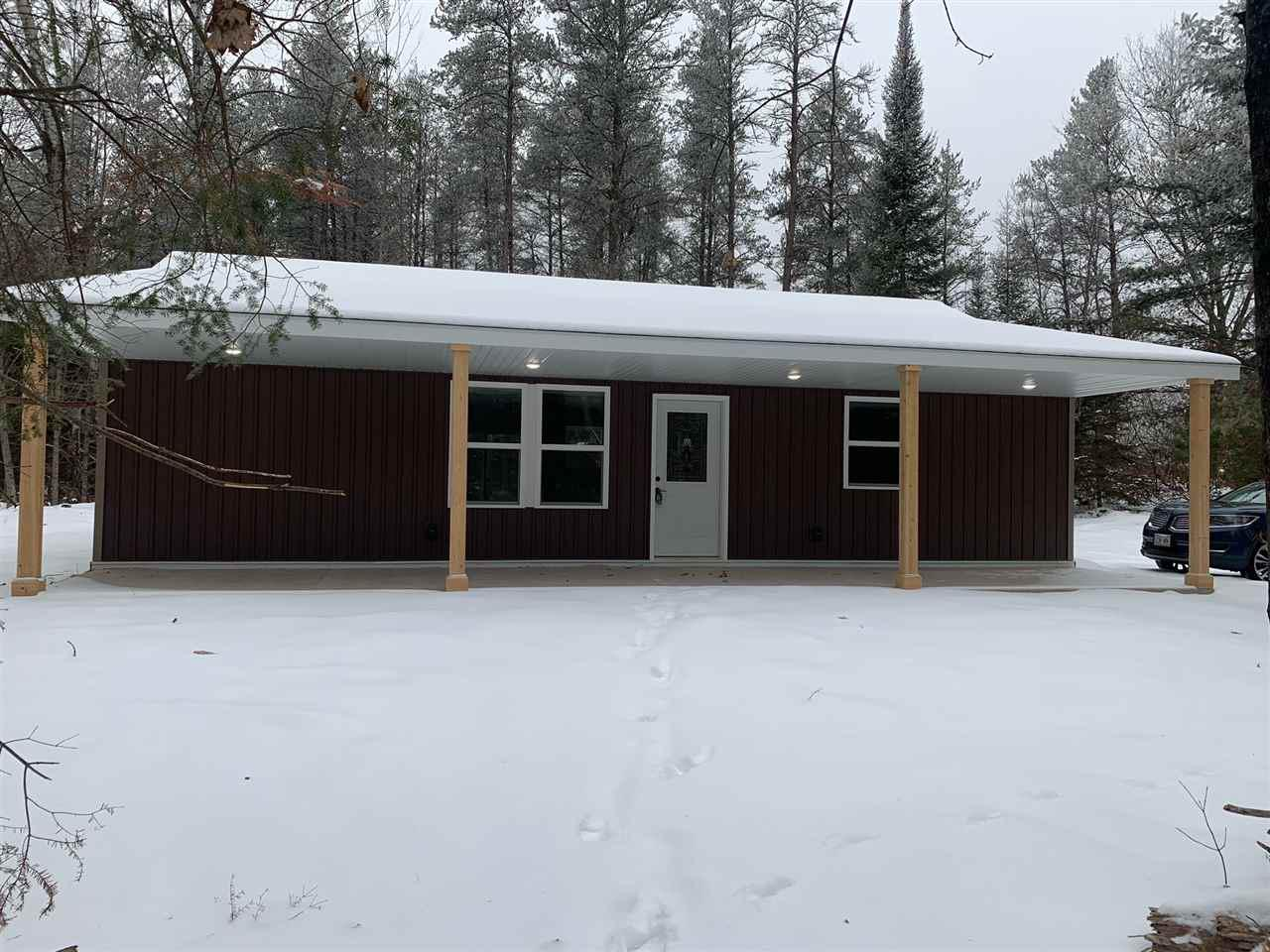 View Single-Family Home For Sale at N15807 JACK PINE LANE, Amberg, WI