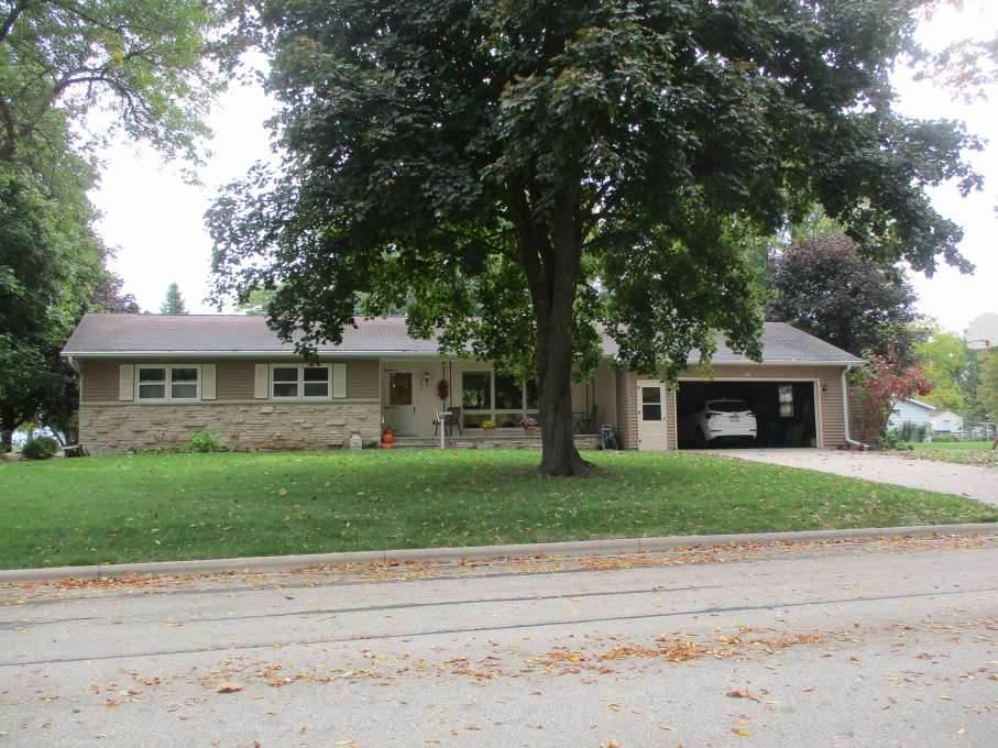 View Single-Family Home For Sale at 242 N CLINTON AVENUE, Clintonville, WI