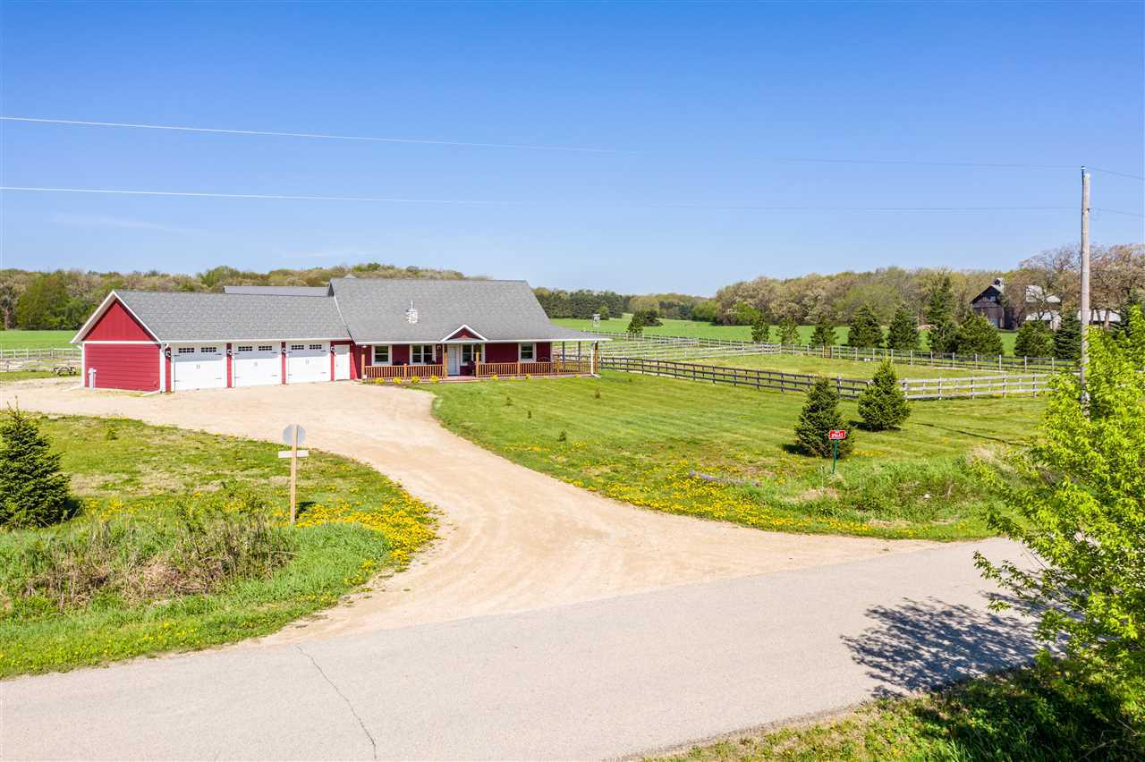 View Single-Family Home For Sale at N9643 MORRIS LANE, Berlin, WI
