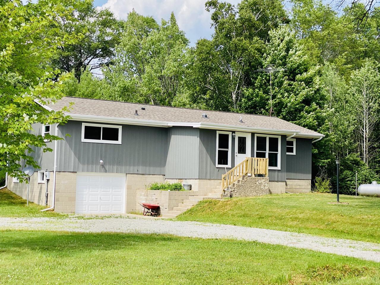 View Single-Family Home For Sale at W3070 Hale School Rd, Peshtigo, WI