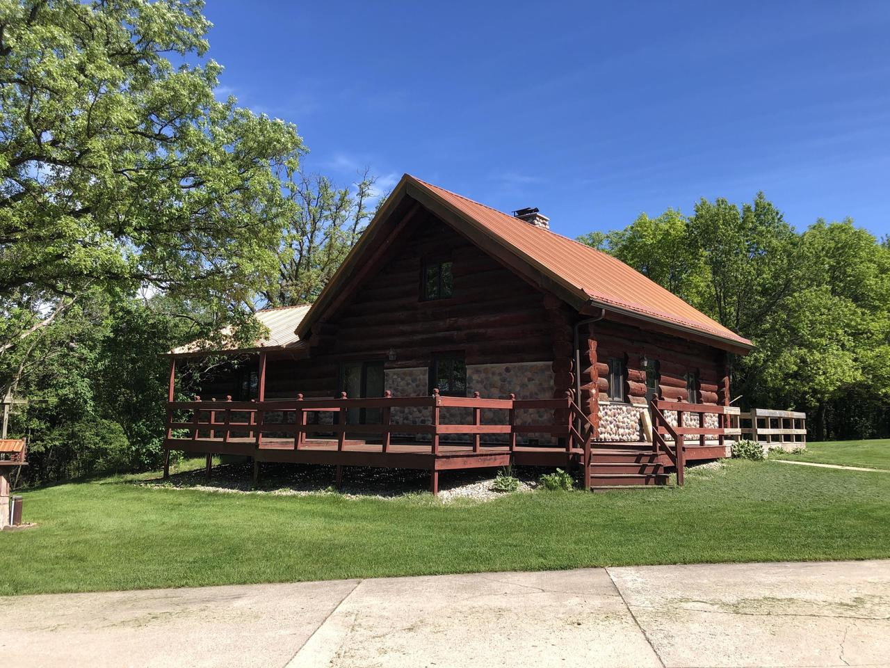 View Single-Family Home For Sale at W7561 County Road C, Beaver Dam, WI