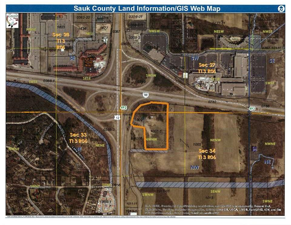 View Vacant Land For Sale at S2119 Timothy Ln, Baraboo, WI