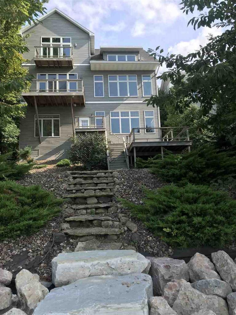 View Single-Family Home For Sale at 5185 EDGEWATER BEACH ROAD, Green Bay, WI