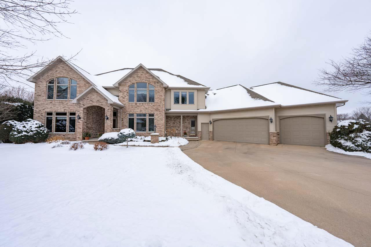 View Single-Family Home For Sale at 3135 TEARDROP COURT, Appleton, WI