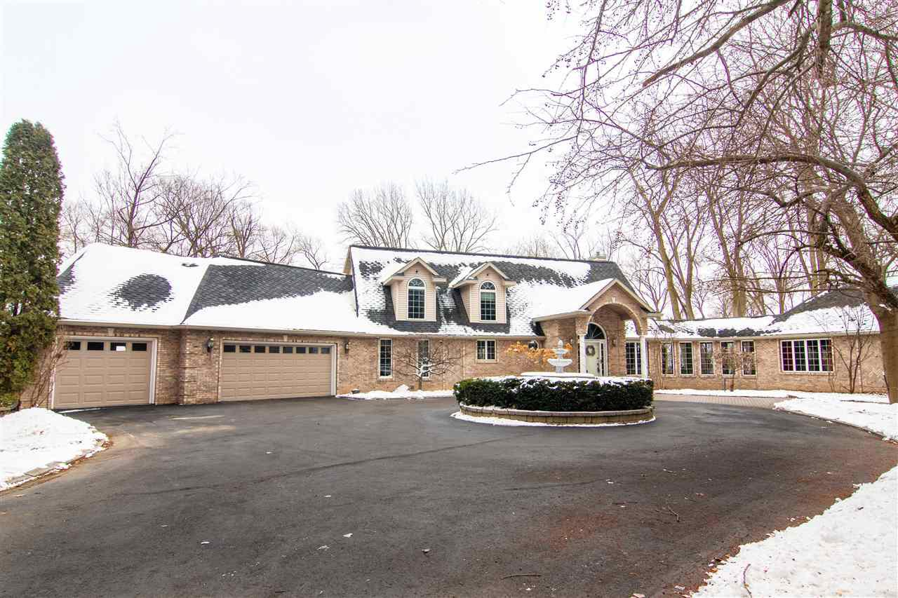 View Single-Family Home For Sale at 6500 E DECORAH AVENUE, Oshkosh, WI