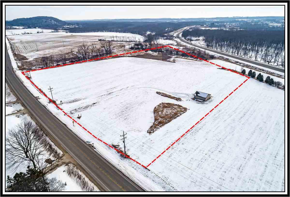 View Vacant Land For Sale at 1172 HWY S, New London, WI