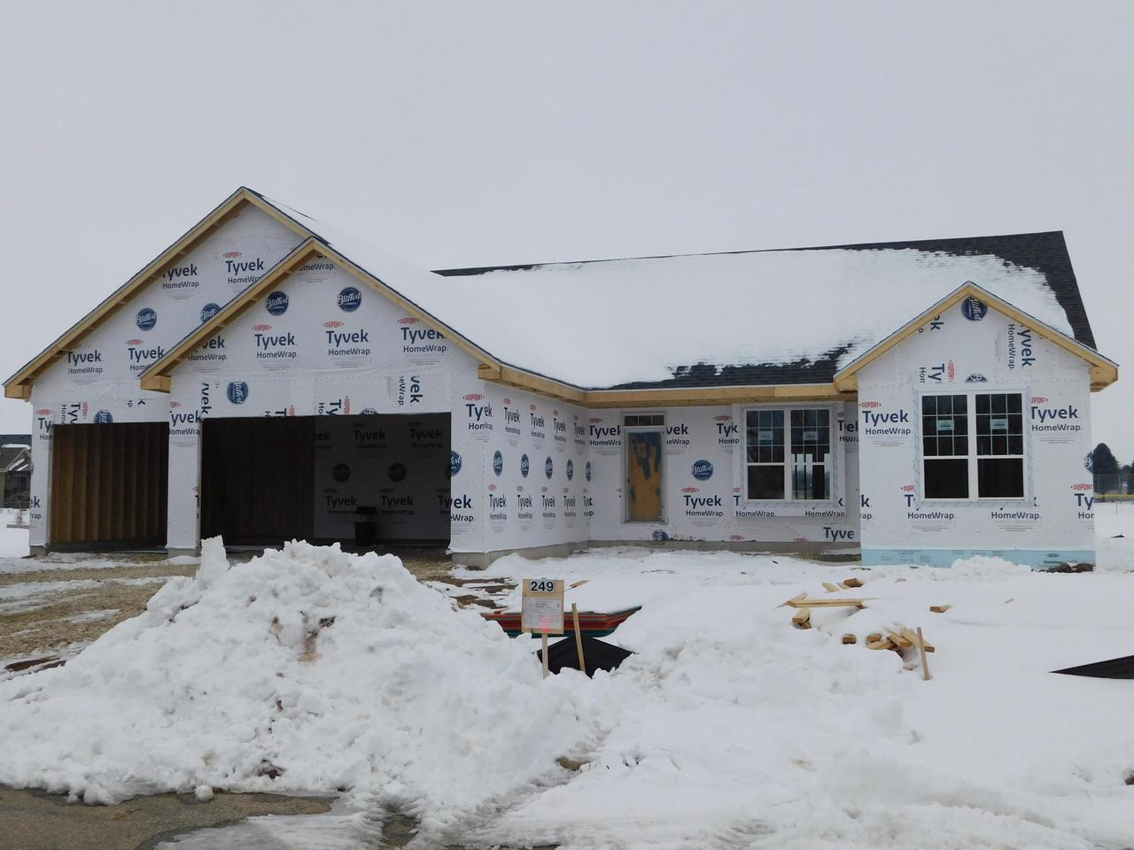 View Single-Family Home For Sale at 249 Wings Way, Belgium, WI