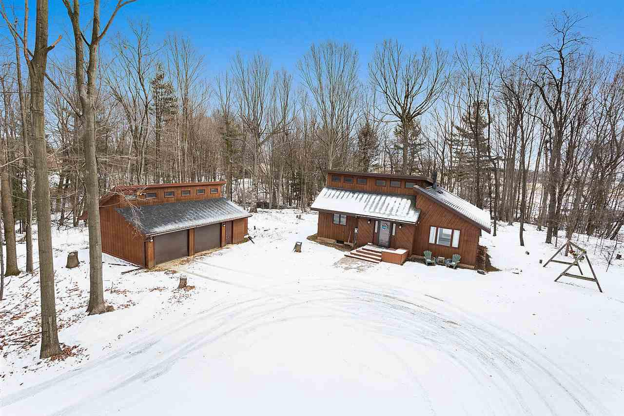 View Single-Family Home For Sale at 11913 SUNNY SLOPE ROAD, Whitelaw, WI
