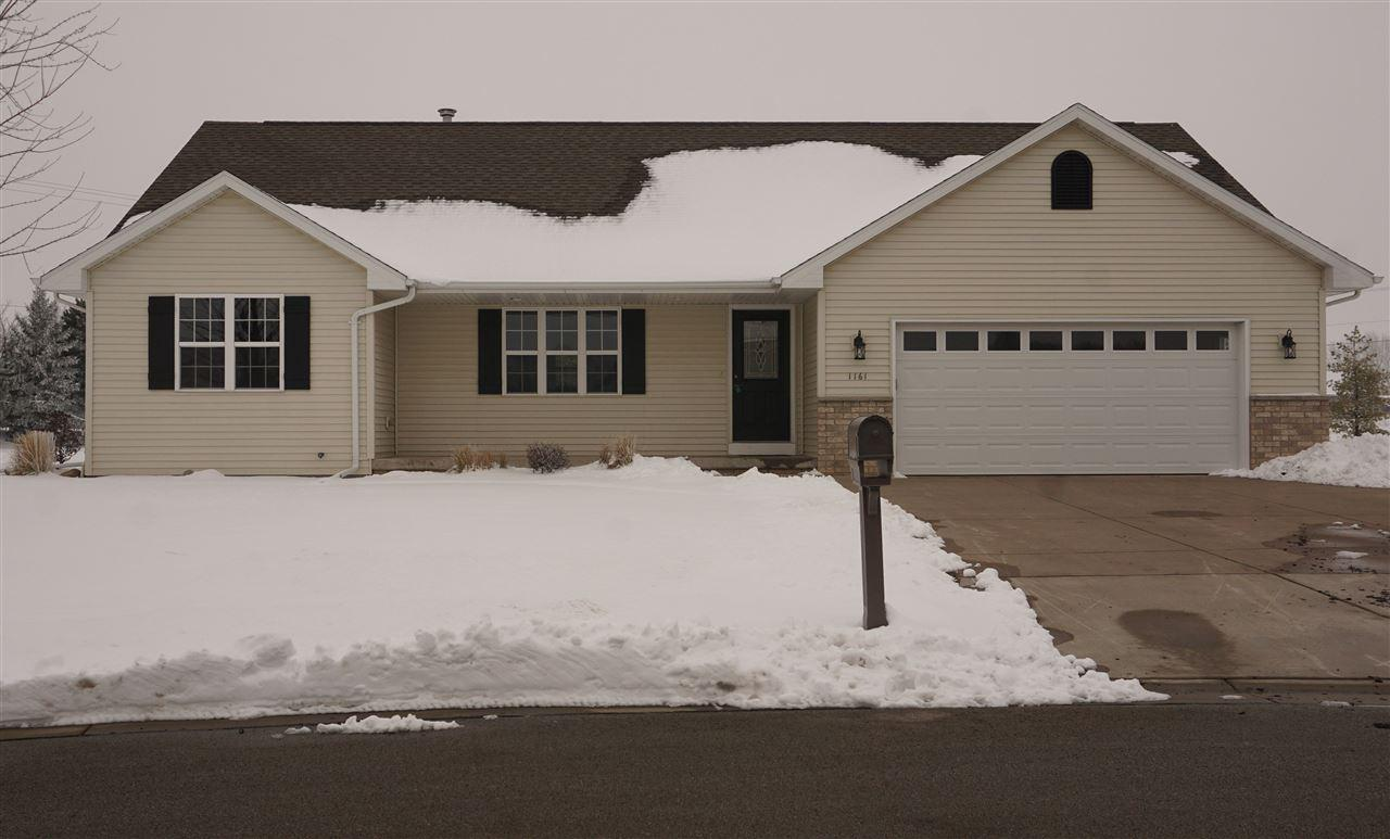 View Single-Family Home For Sale at 1161 SILVER BIRCH DRIVE, Menasha, WI