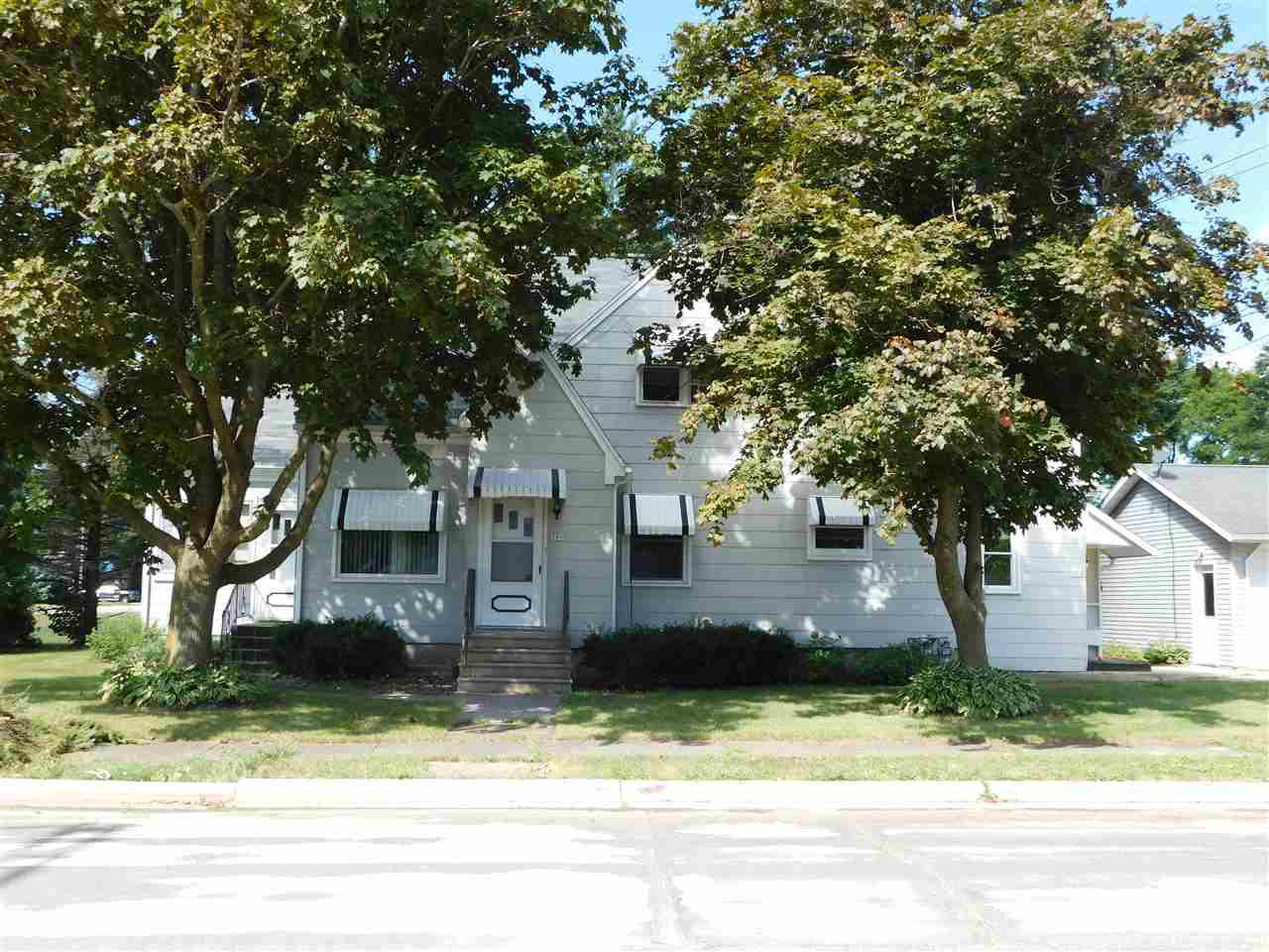 View Multi-Family For Sale at 309 3RD STREET, Reedsville, WI