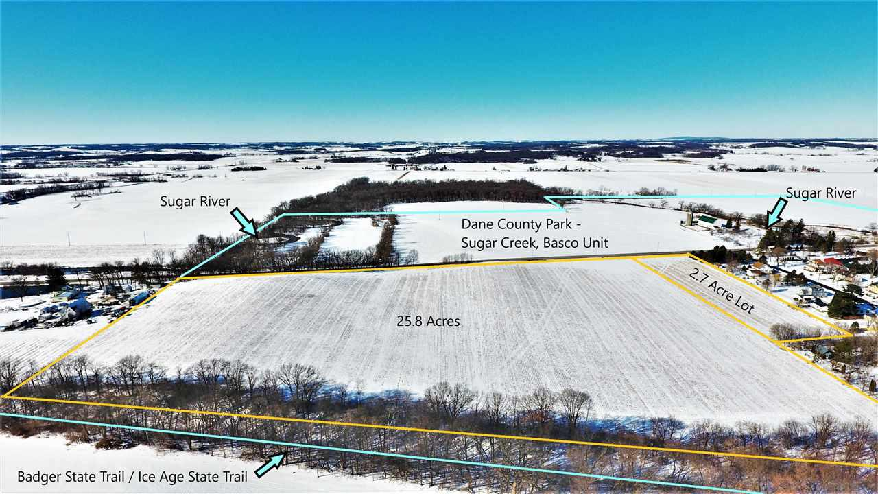 View Vacant Land For Sale at 25.8 Acres Hwy 69, Belleville, WI