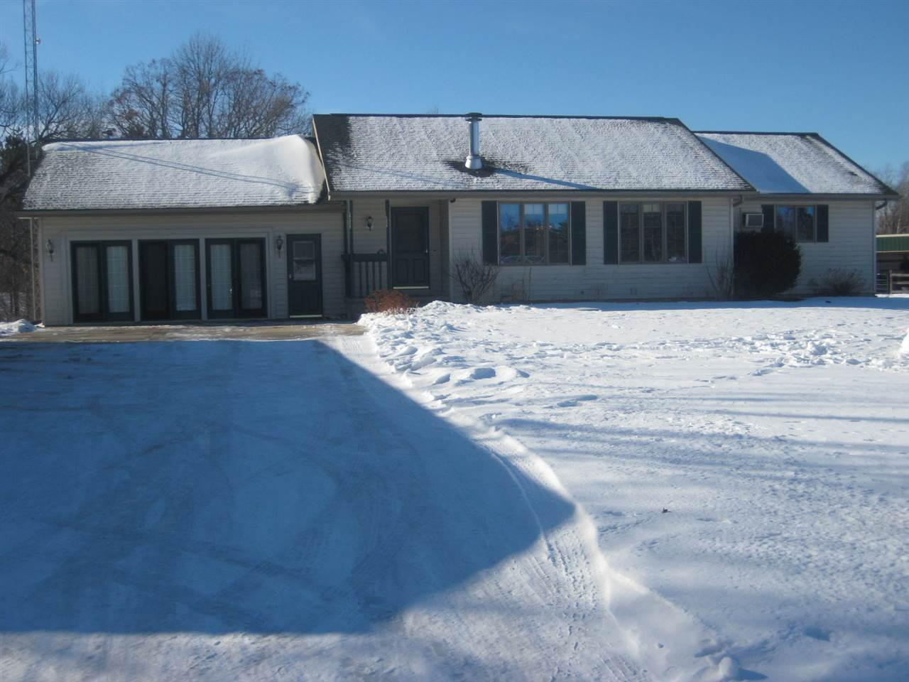 View Single-Family Home For Sale at N5383 Brooklyn G Rd, Ripon, WI