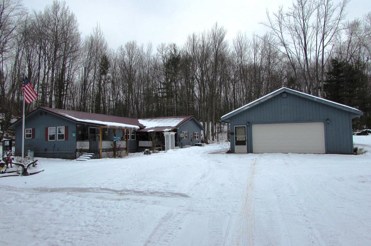View Single-Family Home For Sale at N17624 Smith Ln, Pembine, WI