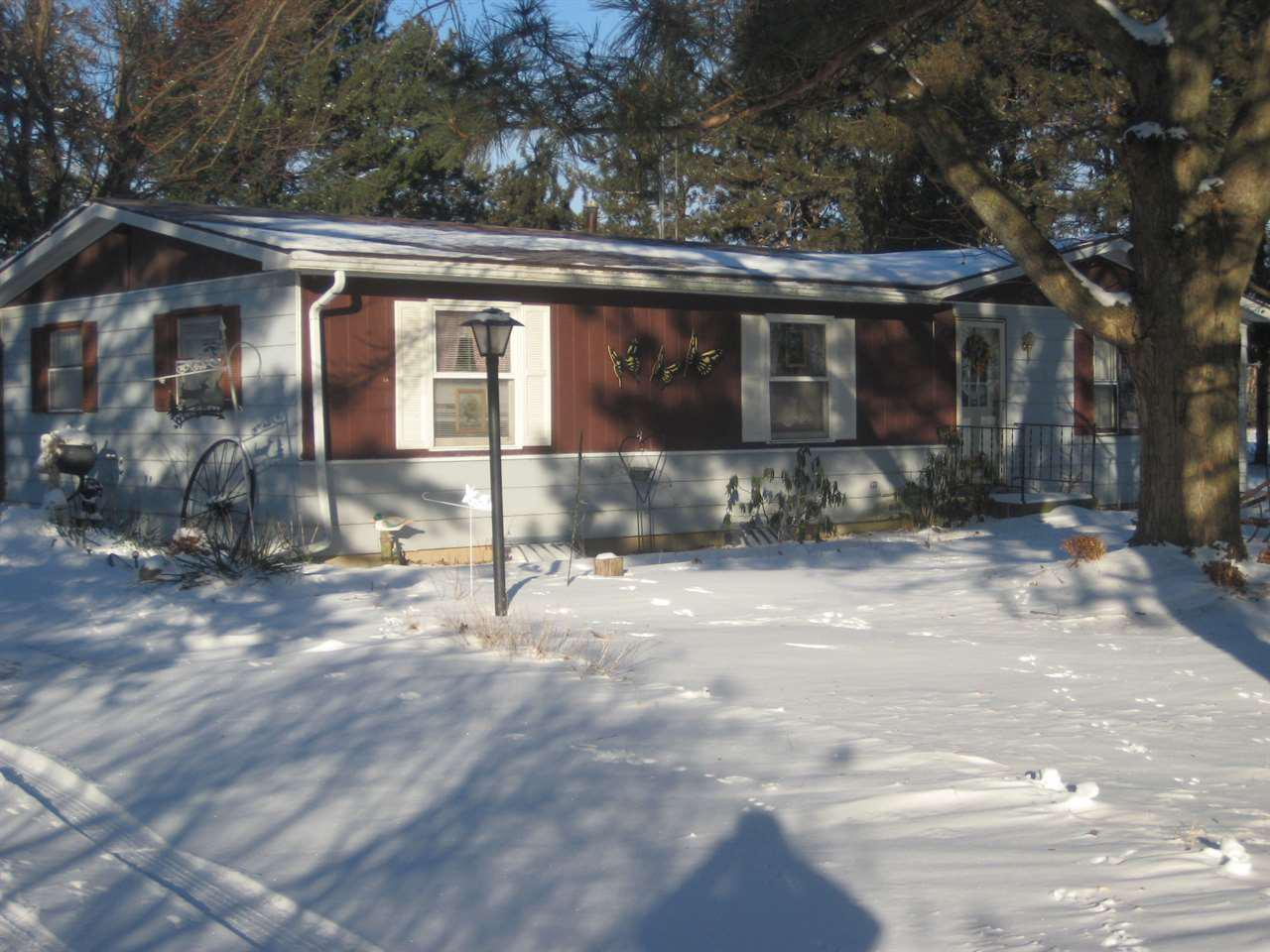 View Single-Family Home For Sale at N1629 Hwy 22, Montello, WI