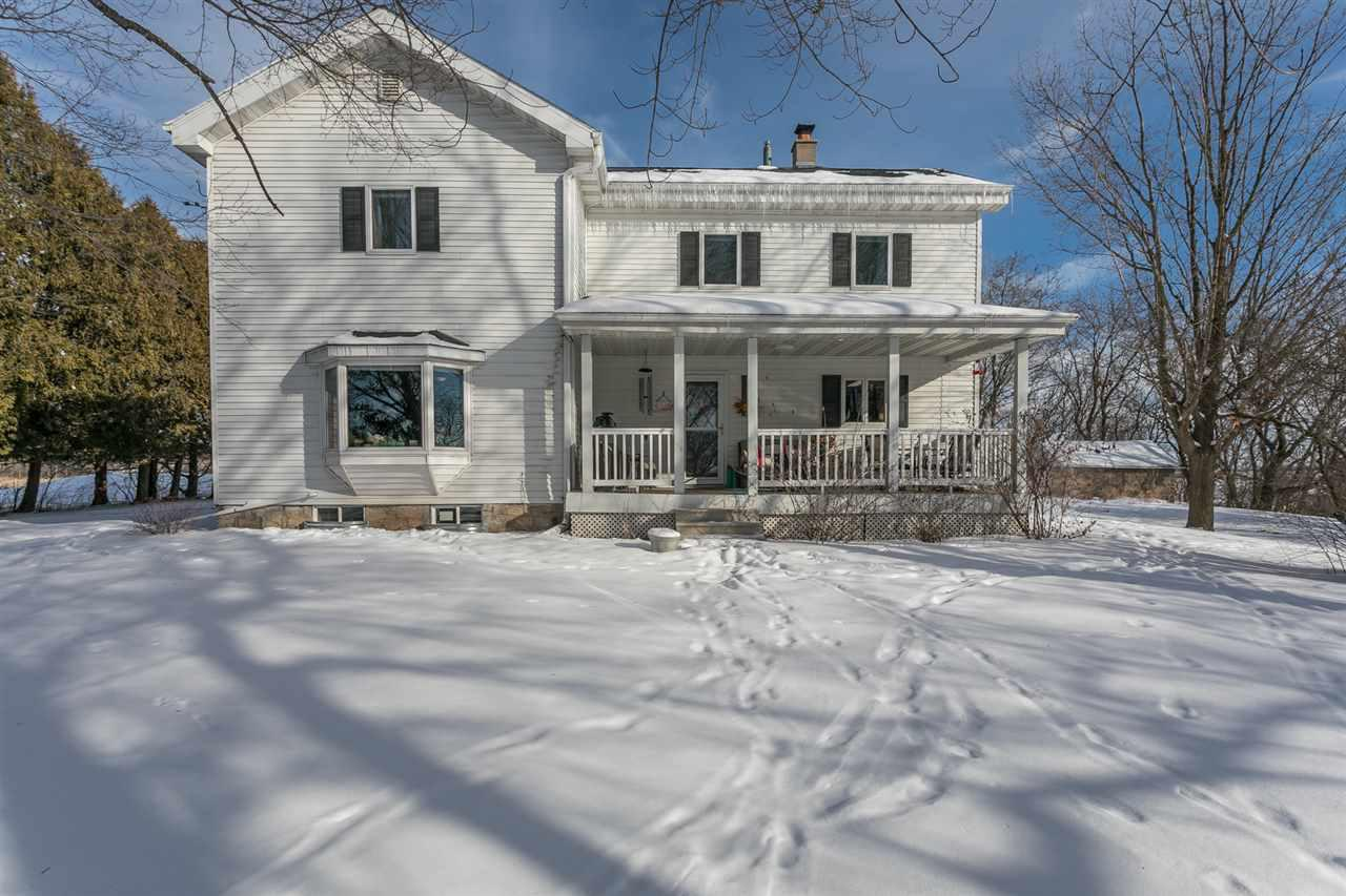View Single-Family Home For Sale at 1482 CLAIRVILLE ROAD, Oshkosh, WI