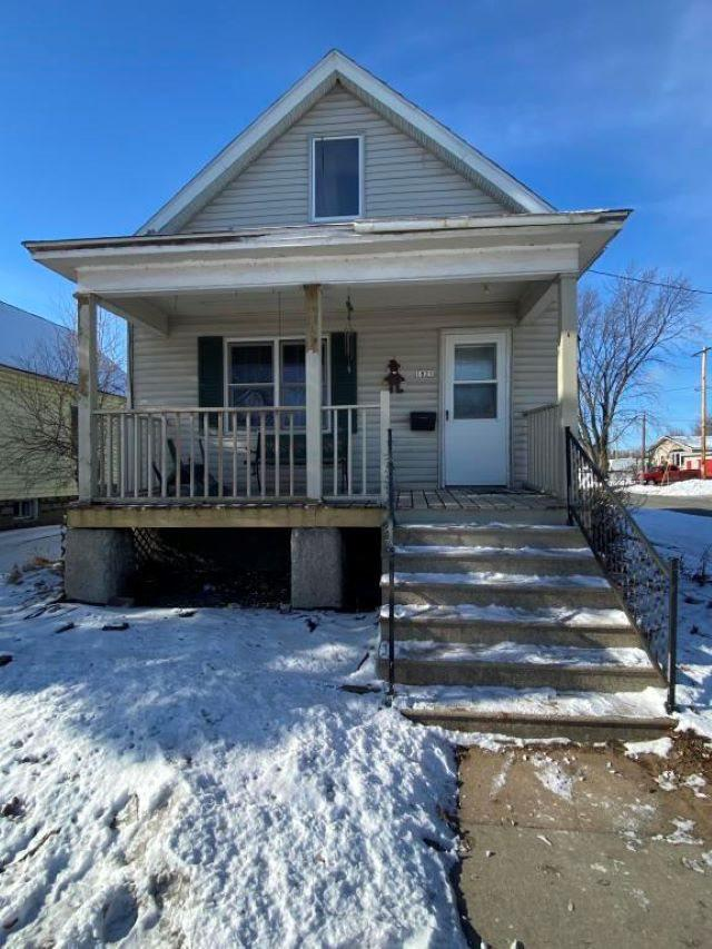 View Single-Family Home For Sale at 1821 10TH STREET, Menominee, MI