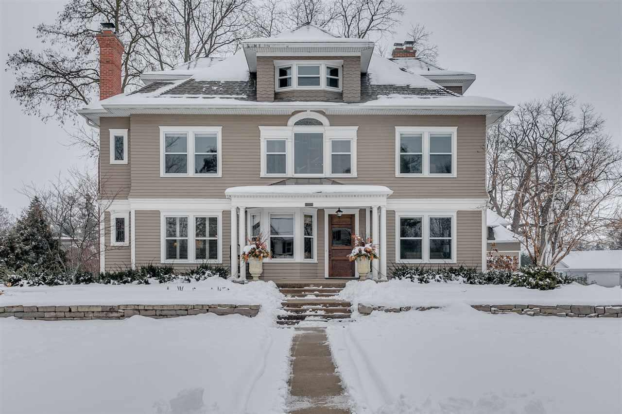 View Single-Family Home For Sale at 325 9TH STREET, Neenah, WI