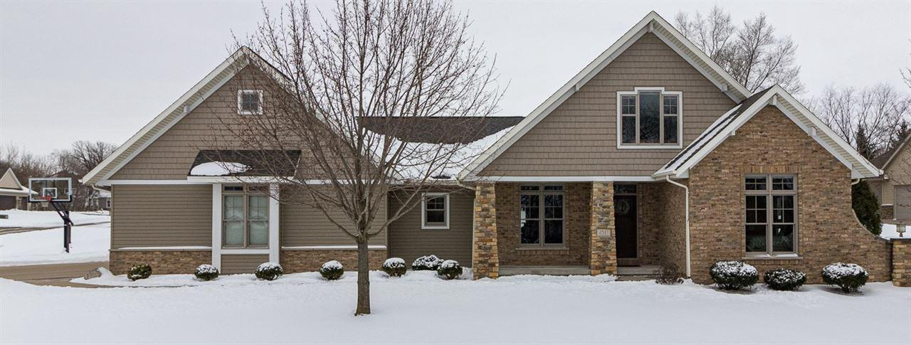 View Single-Family Home For Sale at 4047 STONEGATE DRIVE, Oshkosh, WI