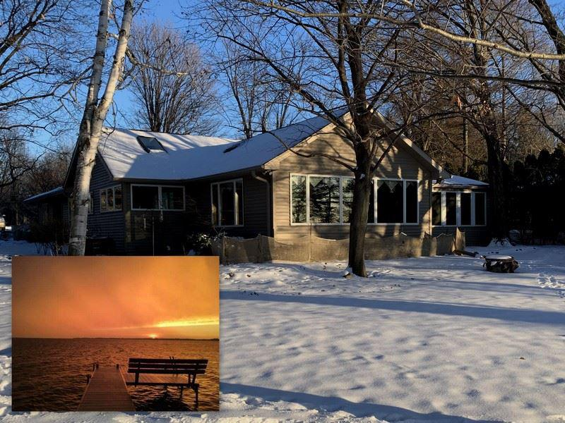 View Single-Family Home For Sale at 7107 CLARKS POINT ROAD, Winneconne, WI