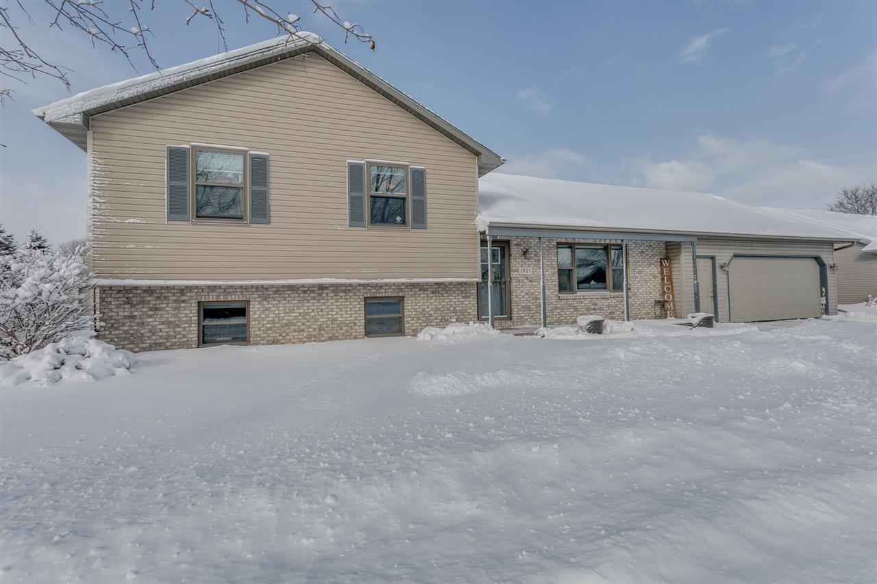 View Single-Family Home For Sale at 1821 BASSWOOD LANE, Little Chute, WI
