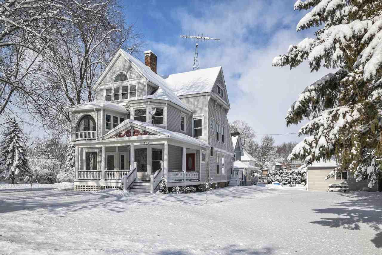 View Single-Family Home For Sale at 206 Hall St, Ripon, WI