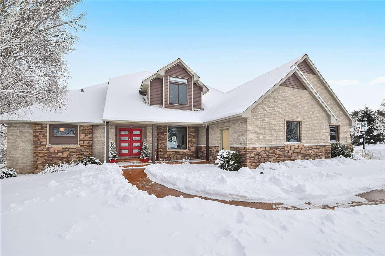 View Single-Family Home For Sale at 3024 WANDERING COURT, Suamico, WI