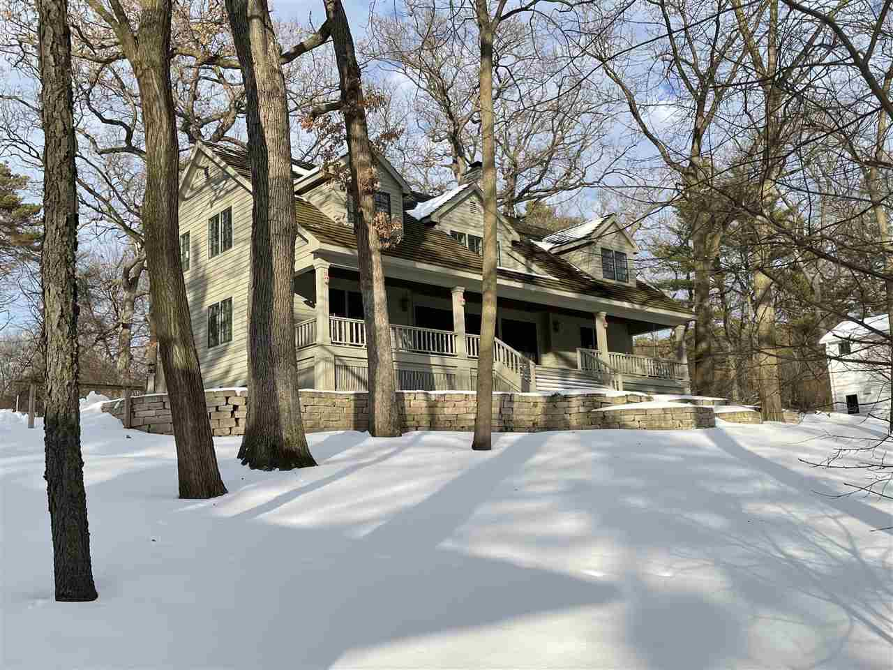 View Single-Family Home For Sale at W2157 Irving Park Rd, Green Lake, WI