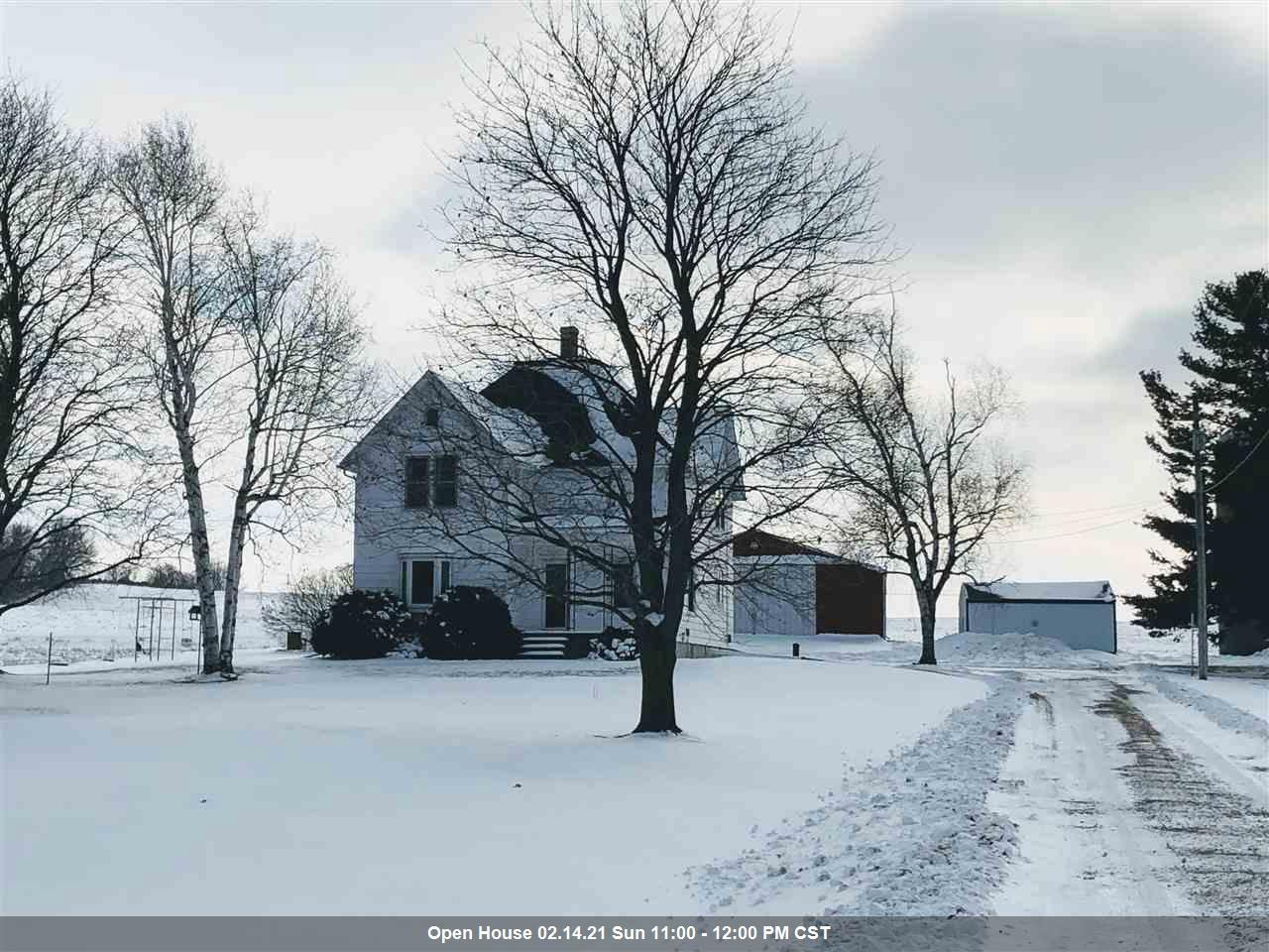 View Single-Family Home For Sale at N2547 HWY 15, Hortonville, WI