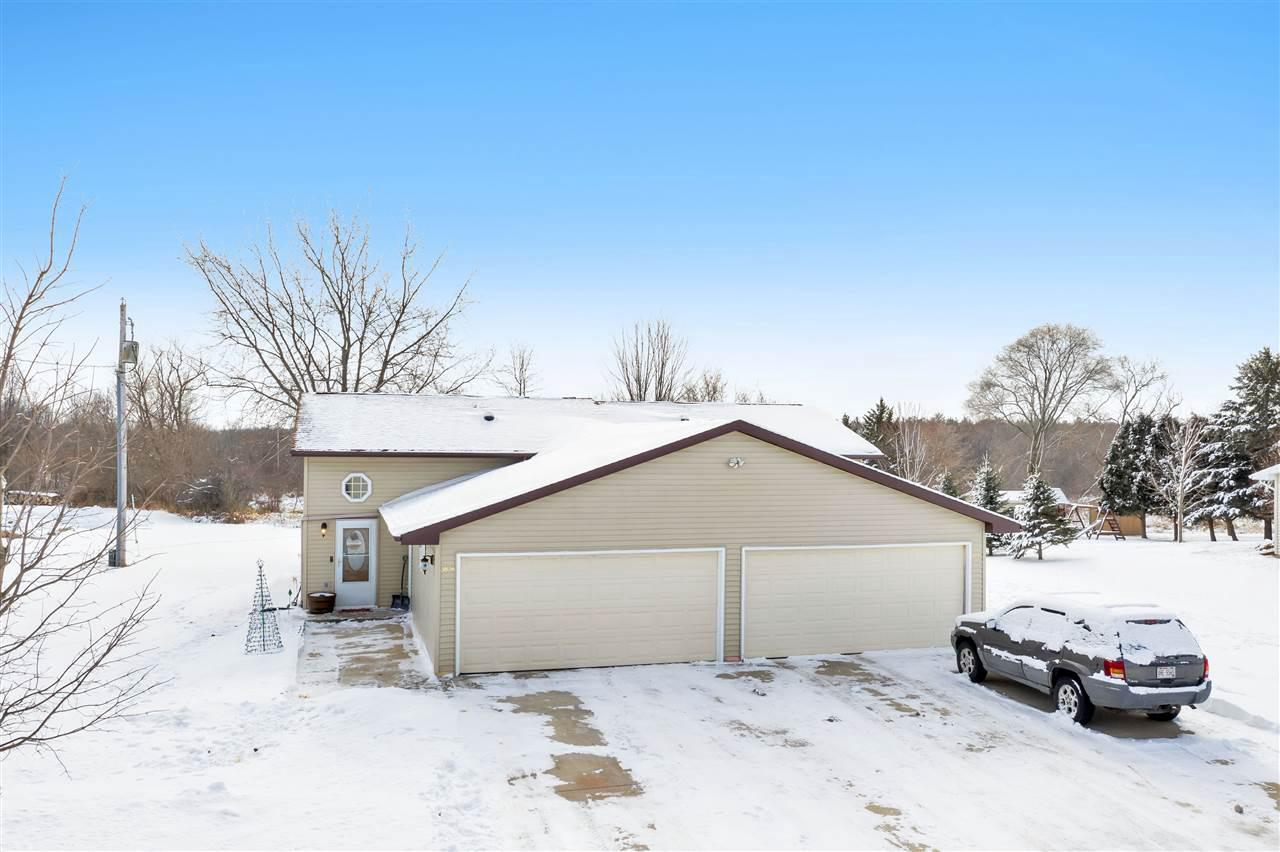 View Multi-Family For Sale at 3850 CHAMPEAU ROAD, New Franken, WI