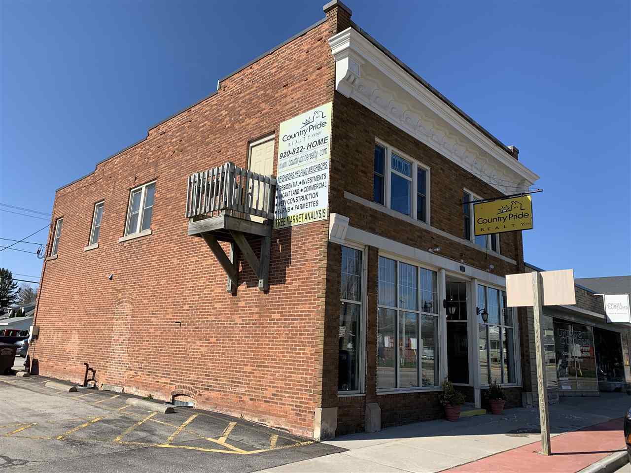 View Commercial For Sale at 144 W PULASKI STREET, Pulaski, WI