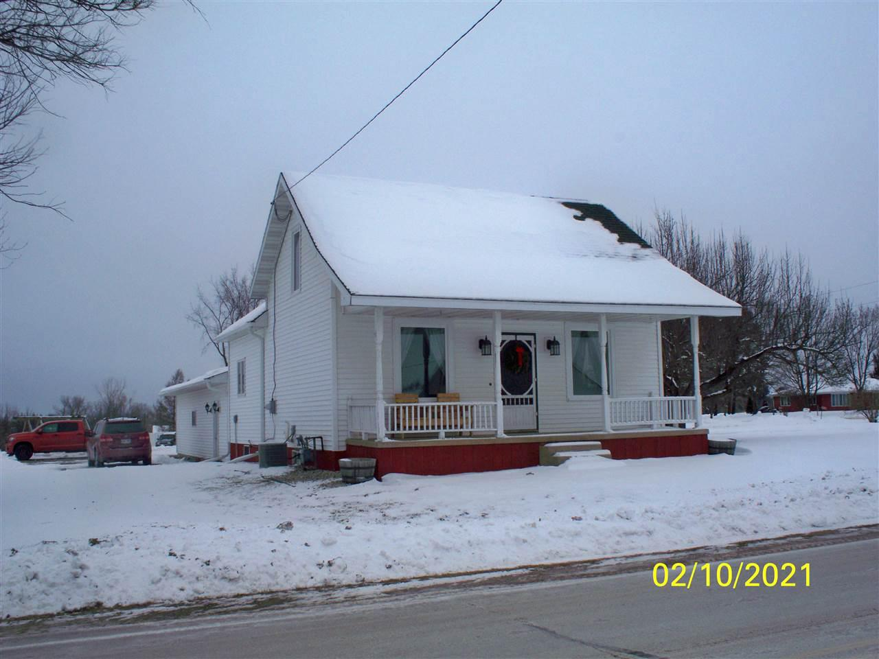 View Single-Family Home For Sale at W8414 HWY Q, Pound, WI