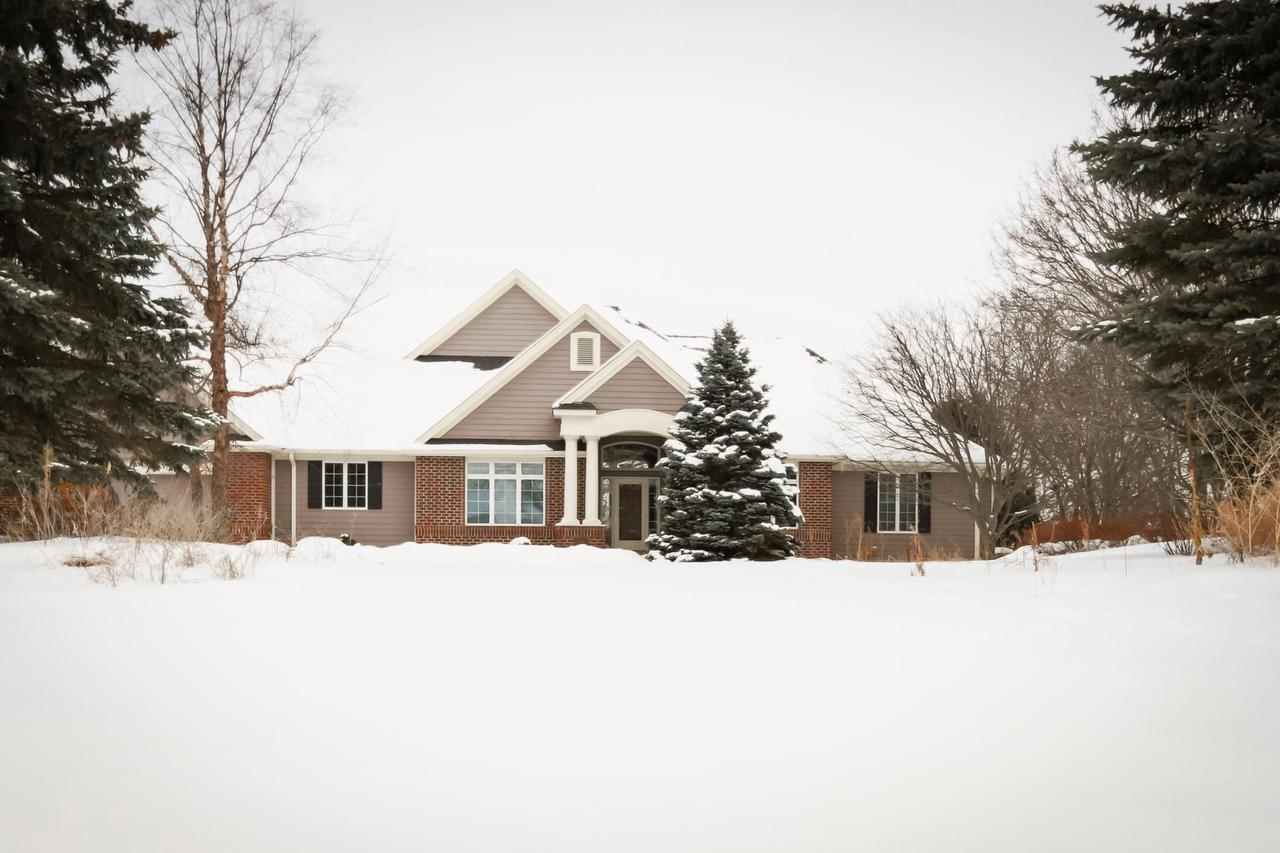 View Single-Family Home For Sale at 2579 Golf View Dr, River Falls, WI