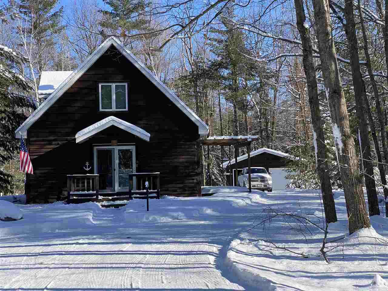 View Single-Family Home For Sale at W6779 ASPEN LANE, Crivitz, WI