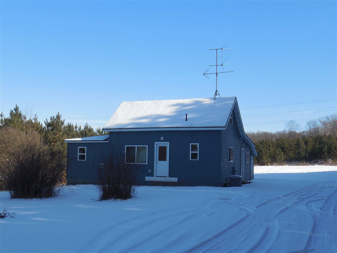View Single-Family Home For Sale at N9930 HWY 141, Wausaukee, WI