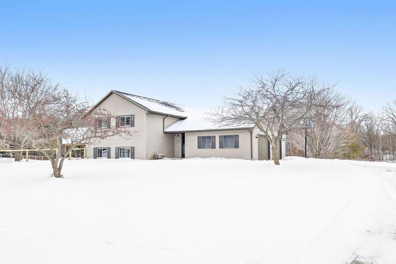 View Single-Family Home For Sale at 15526 ROSECRANS ROAD, Maribel, WI