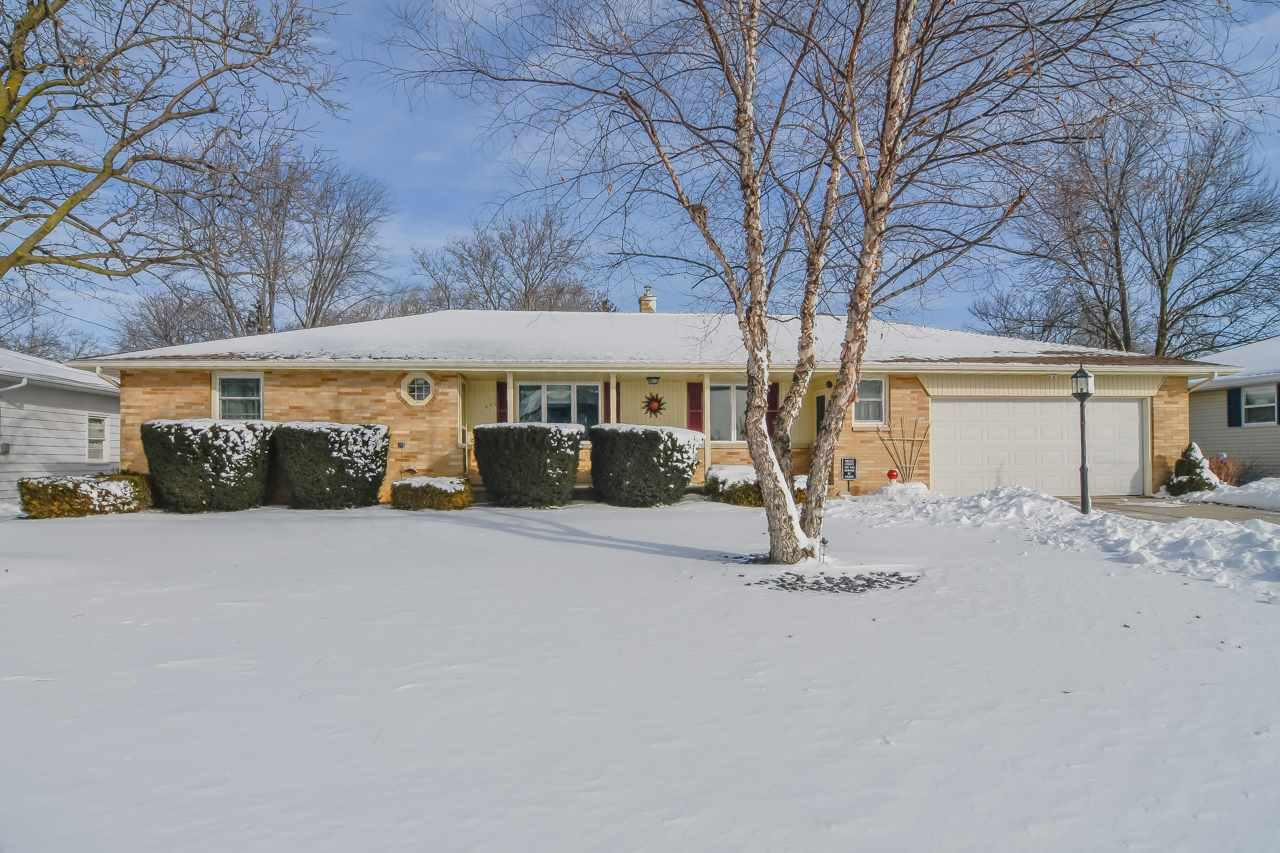 View Single-Family Home For Sale at 440 PLEASANT AVENUE, Denmark, WI