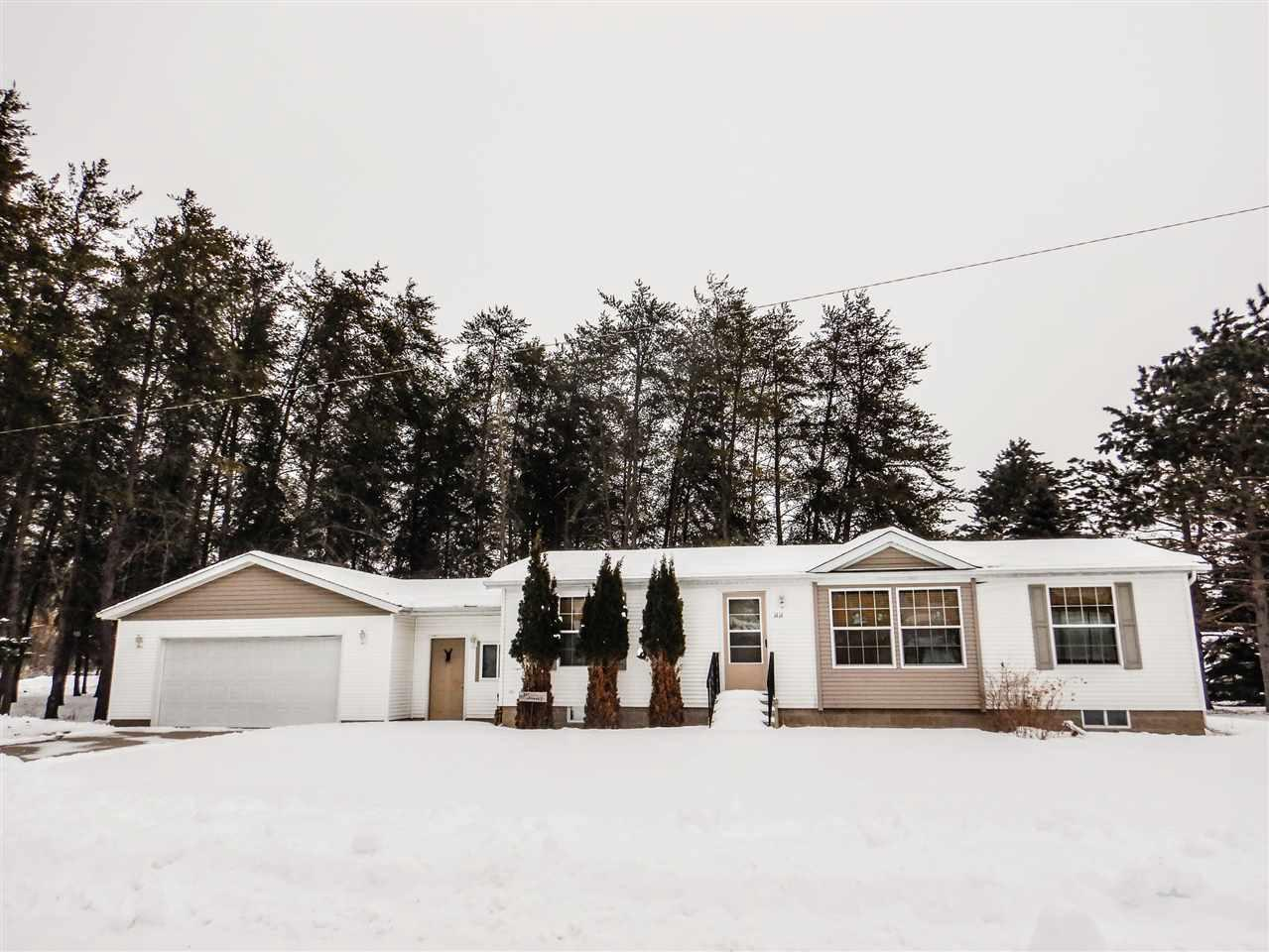 View Single-Family Home For Sale at 1414 FJ STREET, Crivitz, WI