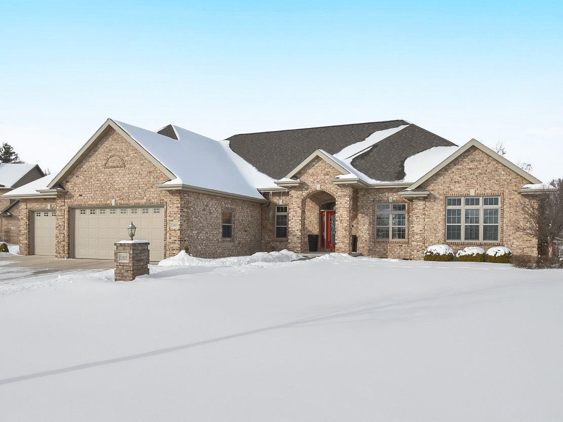 View Single-Family Home For Sale at 2825 CREEKWOOD CIRCLE, Green Bay, WI