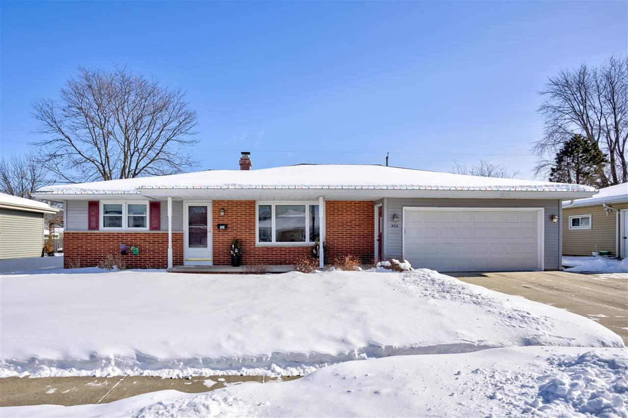 View Single-Family Home For Sale at 523 STEVEN STREET, Combined Locks, WI