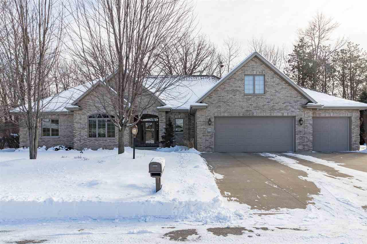 View Single-Family Home For Sale at N246 WHITETAIL RIDGE COURT, Appleton, WI
