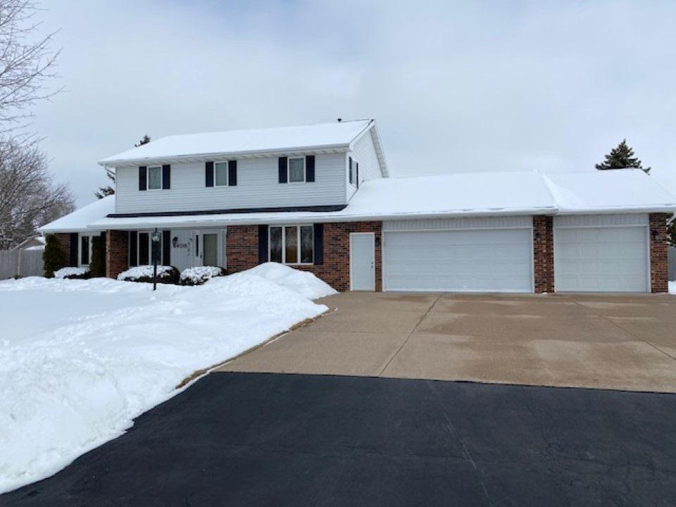 View Single-Family Home For Sale at N408 MAPLERIDGE DRIVE, Appleton, WI