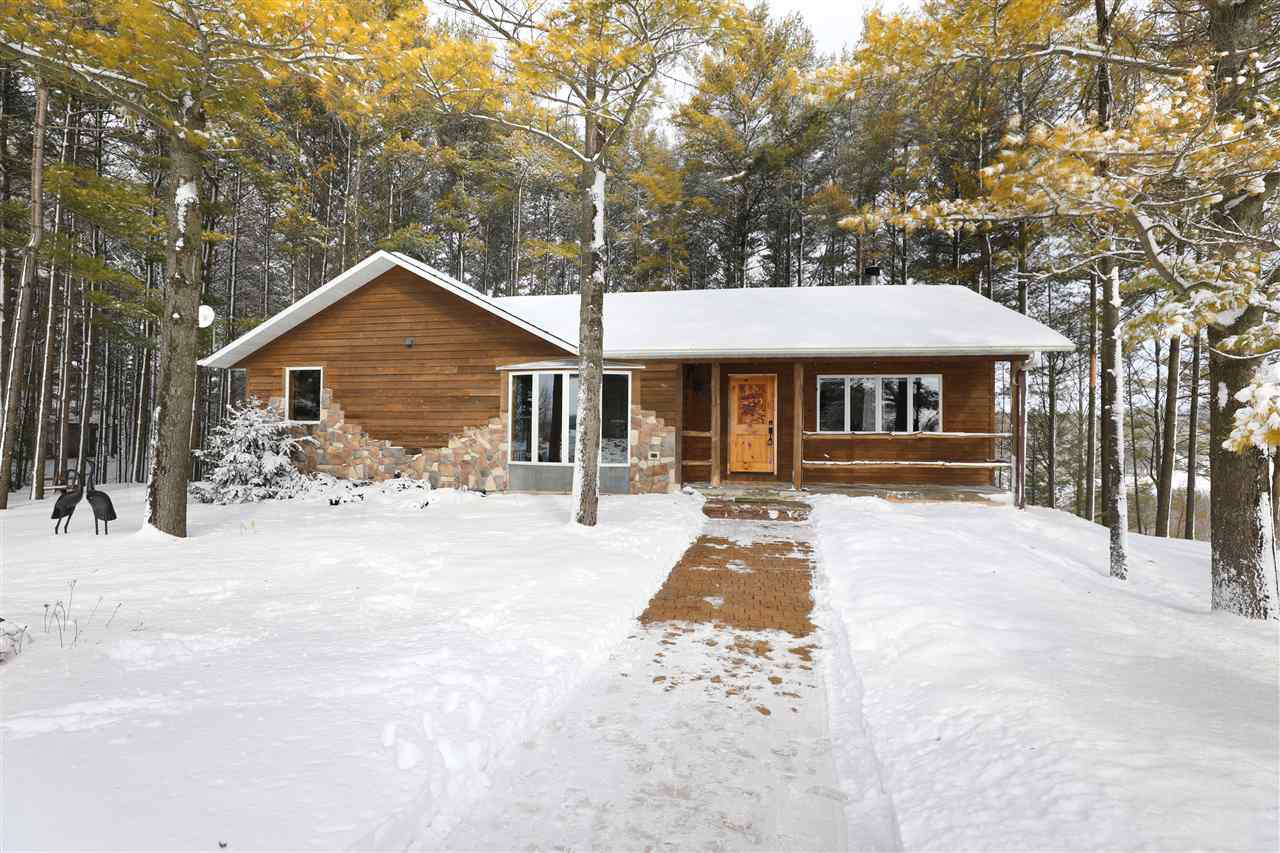 View Single-Family Home For Sale at 14360 SUNNY SLOPE ROAD, Reedsville, WI