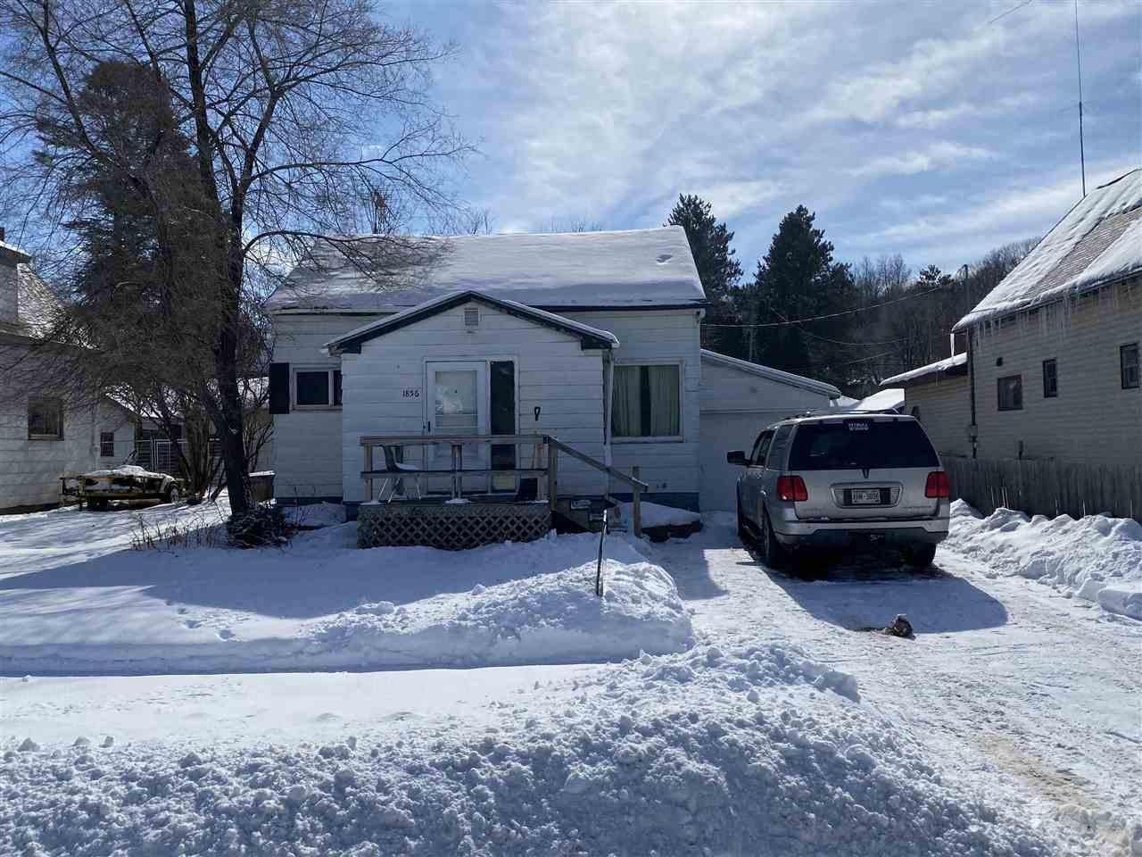 View Single-Family Home For Sale at 1856 RIDGE STREET, Niagara, WI