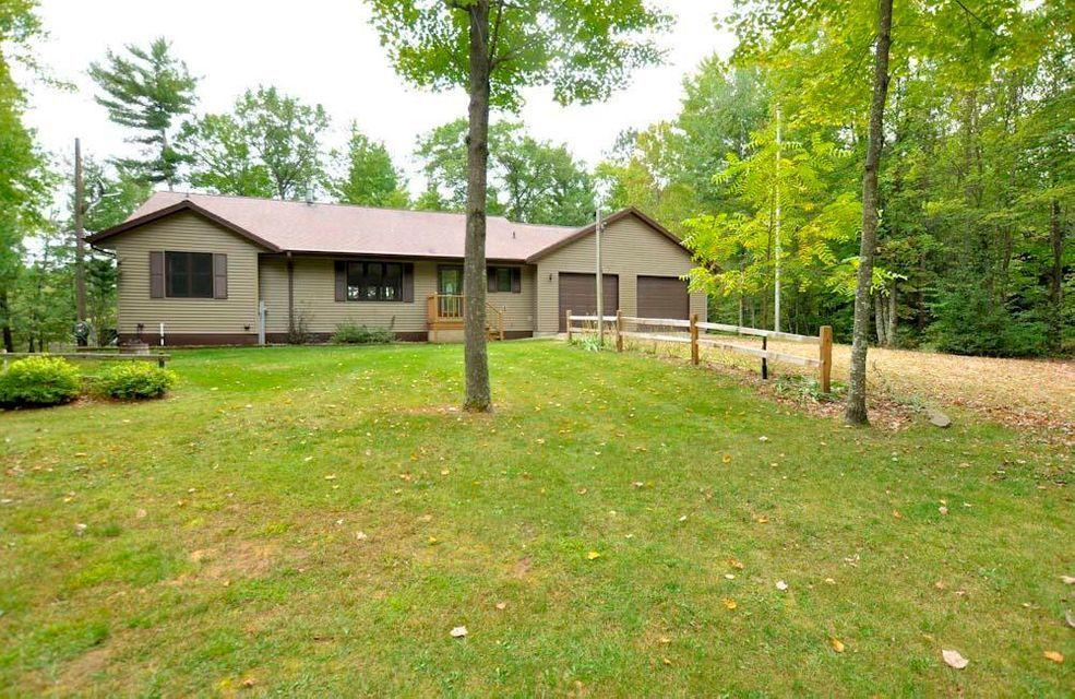 View Single-Family Home For Sale at N10590 Rasmussen Rd, Wausaukee, WI