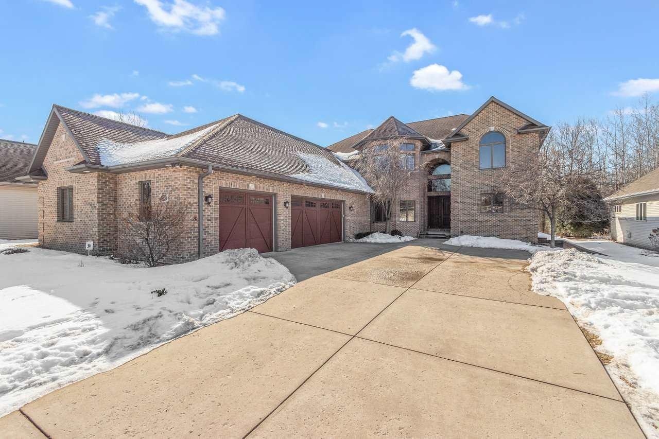 View Single-Family Home For Sale at 1593 RUSTIC WAY, Green Bay, WI