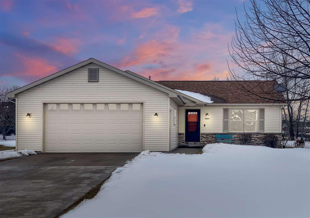 View Single-Family Home For Sale at W6491 ROCKY MOUNTAIN DRIVE, Greenville, WI