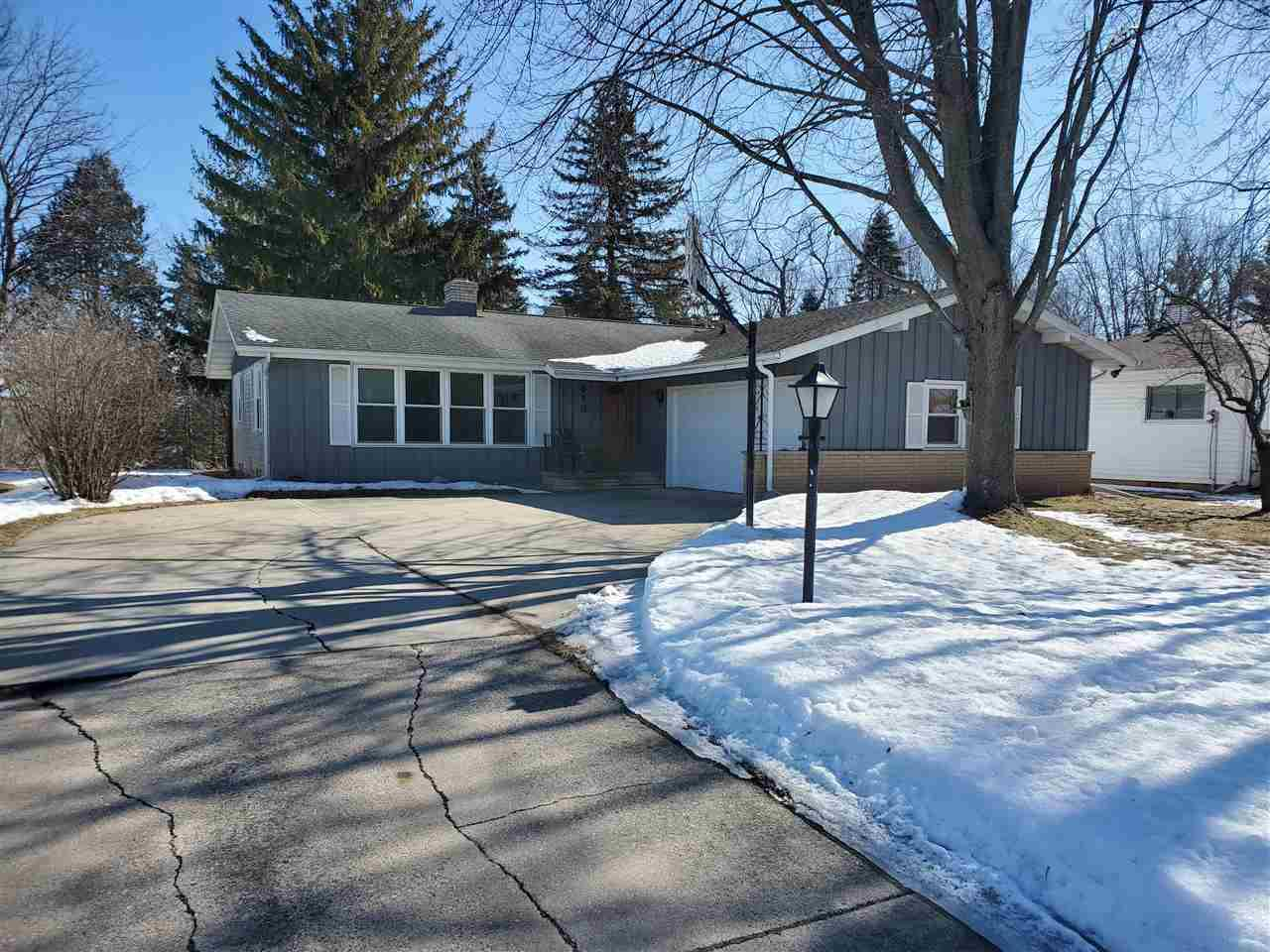 View Single-Family Home For Sale at 413 BUCHANAN ROAD, Combined Locks, WI