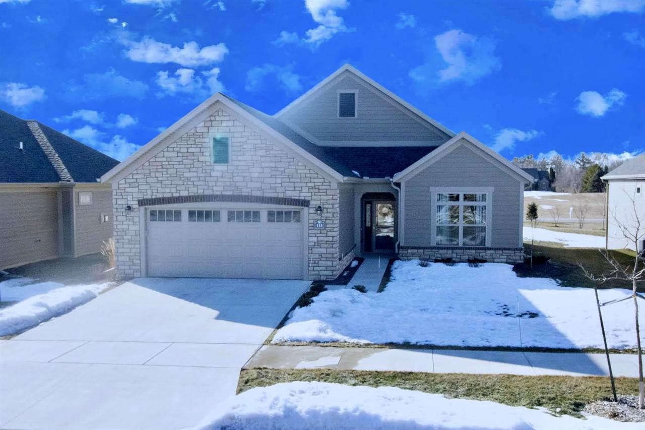 View Single-Family Home For Sale at 133 RACCOON BERRY WAY, Green Bay, WI
